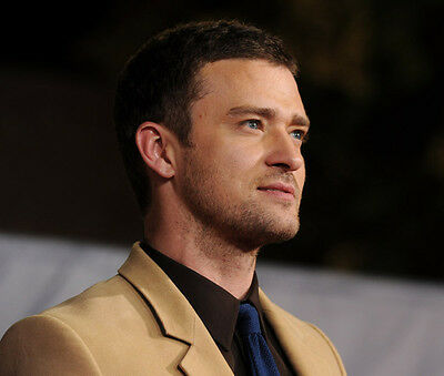 Justin Timberlake UNSIGNED Photo - 7243 - American Singer, Songwriter And Actor • 2.99£