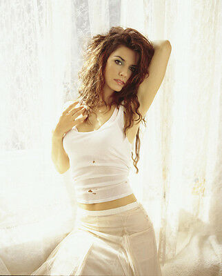 Shania Twain UNSIGNED Photo - E623 - Canadian Singer And Songwriter • 2.24£