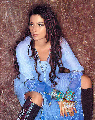 Shania Twain UNSIGNED Photo - E645 - BEAUTIFUL!!!!! • 2.24£