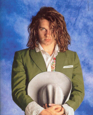 Michael Hutchence UNSIGNED Photo - K8270 - Lead Singer Of Rock Band INXS • 1.99£