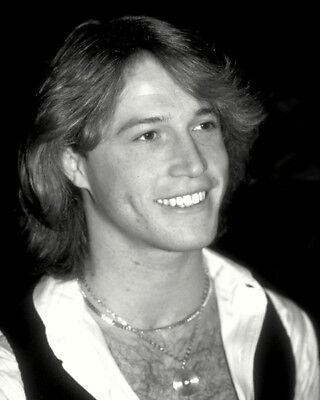Andy Gibb UNSIGNED Photo - K9061 - SEXY!!!! • 3.99£
