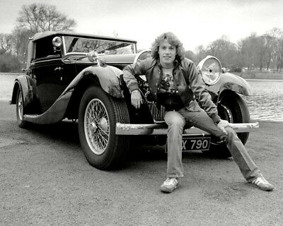 Andy Gibb UNSIGNED Photo - K9063 - The Youngest Brother Of The Bee Gees • 3.99£