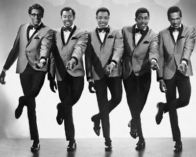 The Temptations Motown Music 10x8 Music Promo Photo Print Picture • 3.99£
