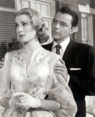 Frank Sinatra And Grace Kelly UNSIGNED Photograph - L3692 - High Society • 2.59£