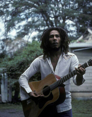 Bob Marley UNSIGNED Photograph - L3923 - Kingston, 1976 - NEW IMAGE!!!! • 3.99£
