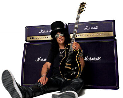 Slash UNSIGNED Photograph - M3298 - English-American Musician - Guns N' Roses • 3.99£