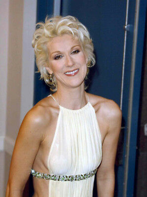 Celine Dion UNSIGNED Photograph - Beautiful Canadian Singer - M5947 - NEW IMAGE • 3.99£