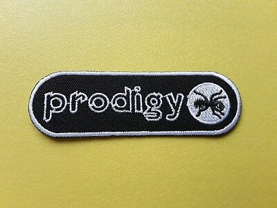 The Prodigy Patch Embroidered Iron On Or Sew On Badge • 3£