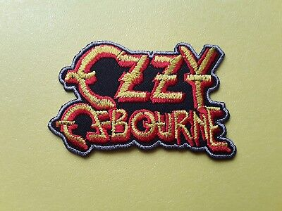 Ozzy Patch Embroidered Iron On Or Sew On Badge • 2.95£