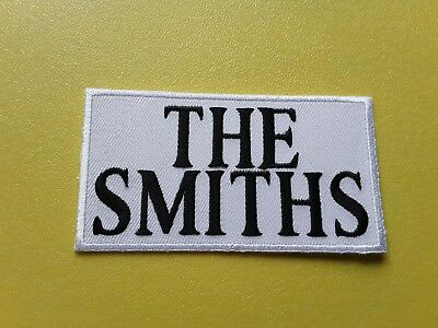 The Smiths Patch Embroidered Iron On Or Sew On Badge • 3£
