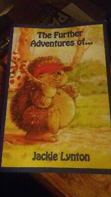 The Further Adventures Of Jackie Lynton • 12£