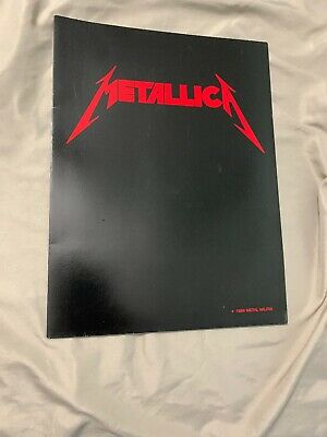 Rare METALLICA Fan Club School FOLDER 1984 Metal Militia OOP  • 51.03£