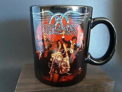 Aerosmith 2010 Rag Doll Coffee Cup Excellent Condition  • 7.98£