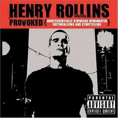 Rollins Henry-Provoked (US IMPORT) CD NEW • 3.44£