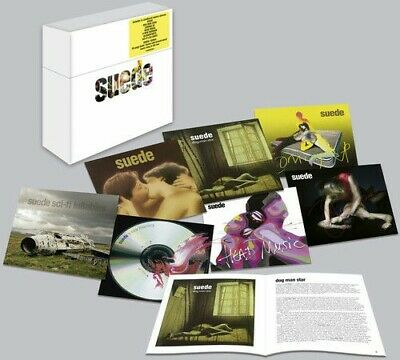 Suede The Albums Collections (8 CDs) • 20£