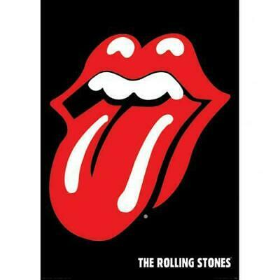 The Rolling Stones Lips Poster • 4£