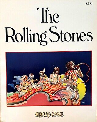 Rolling Stones - Rolling Stone Magazine Special. 1975.  EXC.  • 15£