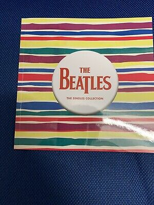 Beatles Book From 2019 Singles Collection. MINT • 14.99£
