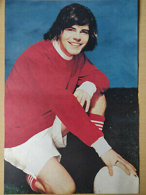 TIM BURGESS (The Charlatans) As George Best - Full-Page Magazine Picture - RARE  • 5.40£