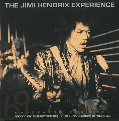 JIMI HENDRIX EXPERIENCE, The - Happening For Lulu 1969 - Vinyl (7 ) • 11£