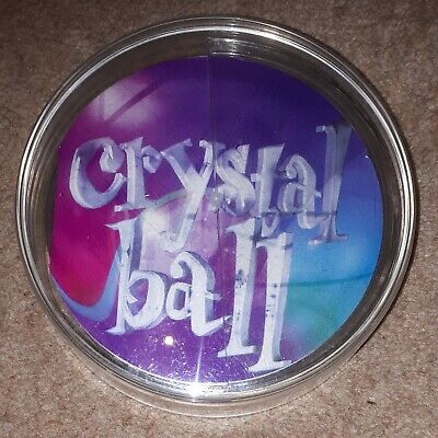 Prince Crystal Ball/the Truth Mega Rare 4cd Set In Puck W/booklet Original 1997 • 125£