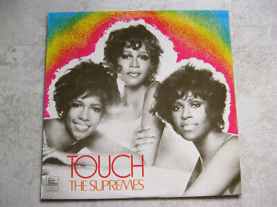 The Supremes Lp Touch Tamla Motown Stml 11189  A1/b1 Uk Original • 3£