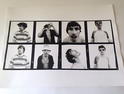 Space (Band) Silver Gelatin Print / 16 X 12 Inch Hand Printed B/W Photograph • 97£