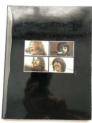 The Beatles Get Back Book Only Original 1970 From Let It Be Box Set VG • 59.99£