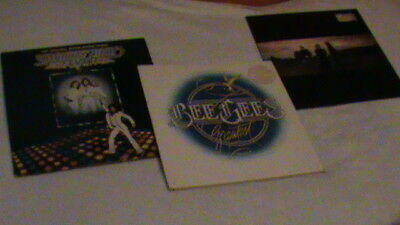BEE GEES...Saturday Night Fever--Greatest--e.s.p....LP's • 16£