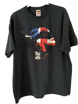 The Who T Shirt Xl • 9.99£