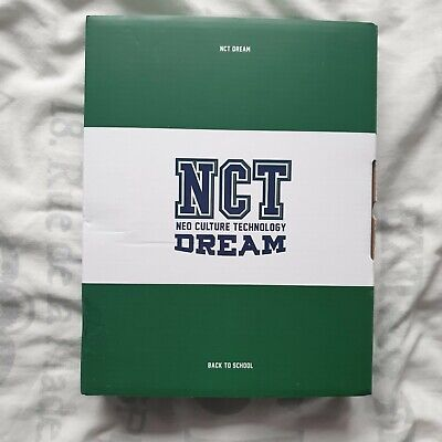 NCT Dream Back To School Kit (no Member) All Other Inclusions Included KPop  • 20£