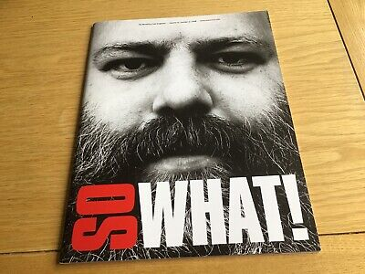 So What Metallica Club Magazine Vol 15 No 3  And No 4 / 2008 • 5.90£