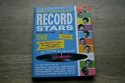 Radio Luxembourg Record Stars Annual No2 1963 Elvis Beatles Fury Pop Music • 9.95£