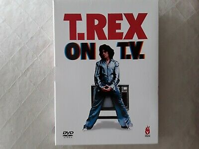 T.rex On T.v  Dvd.  • 9.99£