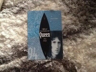 Queen Fan Club Magazine Autumn 1994 • 5£