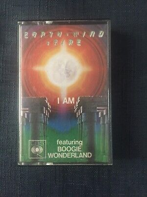 Earth, Wind And Fire - I AM (Cassette Album) Tape • 1.99£
