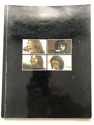 The Beatles Get Back Book Only From The Let It Be Box Set 1970 Original VG • 29.99£