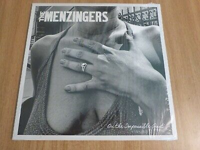 The Menzingers - On The Impossible Past - Inner Sleeve - Very Good ++ • 0.99£