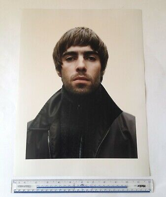 Liam Gallagher   Oasis   C-type Print   16 X 12 Inch   Hand Printed Photograph • 120£