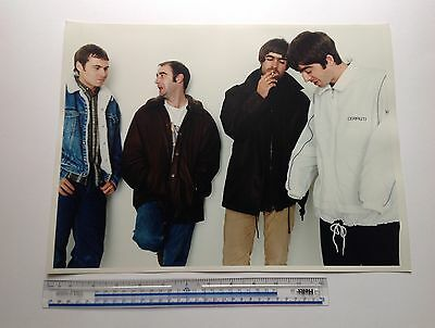 Oasis   Colour C-type Print   16 Inch X 12 Inch   Liam Gallagher, Noel Gallagher • 94.50£