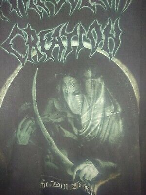 Malevolent Creation - The Will To Kill Long Sleeve Shirt 2003  • 10£