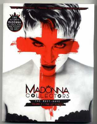 Madonna  The Must Haves - 12  Vinyls Limited Edition Collectors Book Vol.2 New • 89£