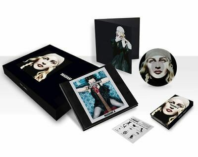 MADAME X Deluxe Album MADONNA BOX SET Pic Disc, Tape, Poster, Cd Etc Sealed New • 49.95£