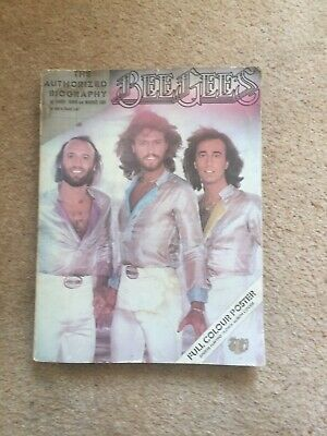 Bee Gees Biography With Poster • 5£