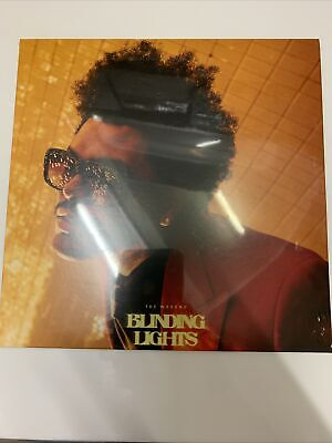 "The WEEKEND. Weeknd.  Blinding Lights 7"" Sealed / Brand New Sealed • 12.99£"