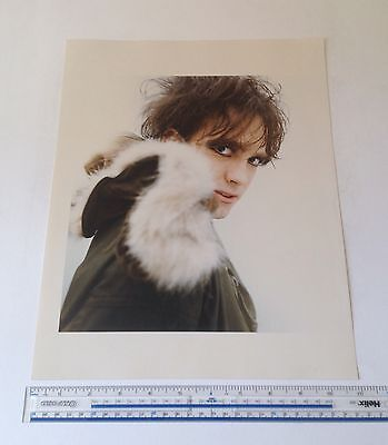 Robert Smith   The Cure   C-type Print   11 X 14 Inch   Hand Printed  • 110£