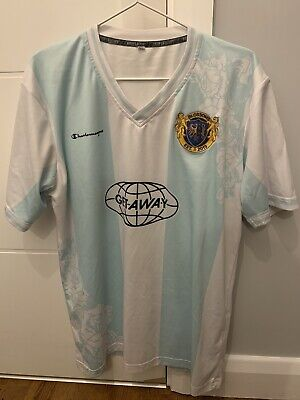 The Blossoms Bands FC Limited Edition Football Shirt • 5.50£