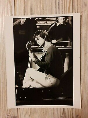 Mike Oldfield Promotional Press Photo • 5.49£