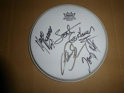Thin Lizzy Signed Drumskin  8   • 45£