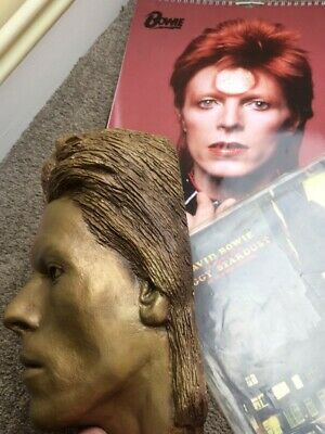 David Bowie  - Limited Edition Mask - Rare • 200£